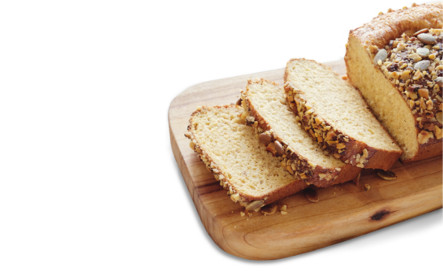 leckeres Low Carb Brot selbst gebacken