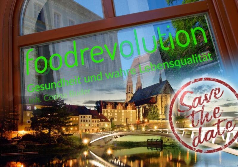 foodrevolution feiert 1-jähriges Bestehen!