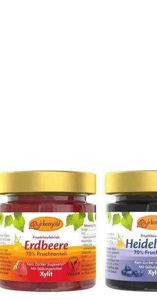 Birkengold Marmeladen